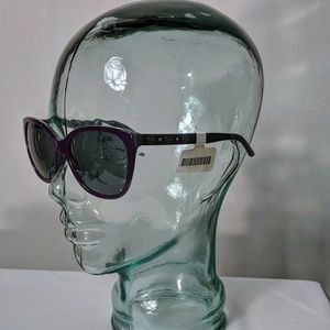Auth. Versace purple and gray shades